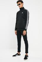 adidas Originals - Beckenbauer tracksuit top - black & white