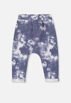 Cotton On - Frankie pant - blue