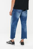 Cheap Monday - Sound regular fit jeans - dark blue