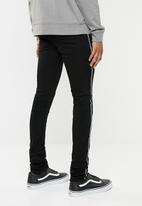 Superbalist - Super skinny tape jeans - black