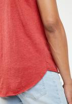 STYLE REPUBLIC - Casual T-shirt - red