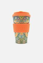 Ecoffee Cup - Thief Ecoffee cup 400ml - coral