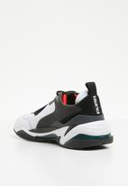 PUMA - Thunder Fashion 1 - 36751607 - Puma Black-High Risk Red
