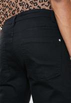 Brave Soul - East denim jeans - black