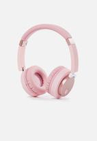 Typo - Signal headphone - pink