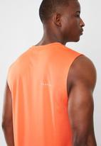 PUMA - Ignite singlet mono - orange