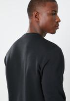 Nike - Club crew bb - black