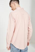 Cotton On - Brunswick shirt - pink