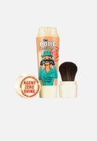 Benefit Cosmetics - The POREfessional: Agent Zeroshine Powder
