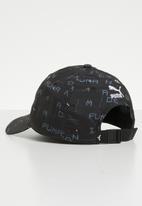 PUMA - Minions peak cap - black