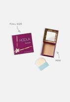Benefit - Hoola powder blush mini matte bronzer