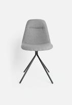 Sixth Floor - Clive dining chair - grey