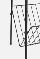 Present Time - Side table with rack - small