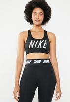 Nike - Classic logo sports bra - black
