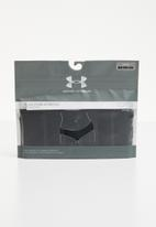 Under Armour - Hipster 3 pack - black