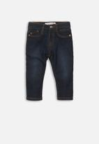MINOTI - Infants regular jean - blue