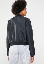 Reebok - Workout woven training jacket - black