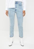 Levi's® - 501 Crop jeans - blue
