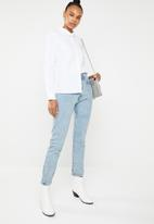 Vero Moda - Zenia long sleeve shirt - white