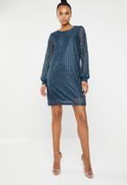 Vero Moda - Shane short dress - blue