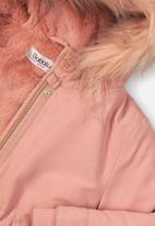 MINOTI - Infants parka jacket - pink