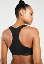Superbalist - Scoop neck casual bra - black