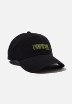 Cotton On - Kaia cap unimpressed - black