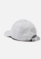 Cotton On - Molly active cap - grey & maroon