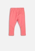 MINOTI - Basic legging - pink