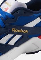 Reebok Classic - Aztrek - navy/royal/white/red
