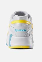 Reebok Classic - Aztrek - mid bright pop-cold grey 2/mineral mist/yellow