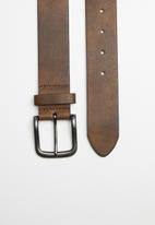 New Look - Casual belt - brown
