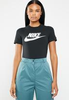 Nike - Nsw essential bodysuit - black & white