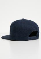 G-Star RAW - Data snapback cap - blue