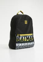 PUMA - Justice league batman backpack - black