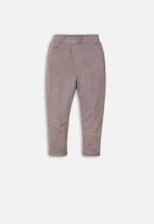 MINOTI - Girls basic legging -  grey