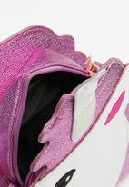 POP CANDY - Unicorn sling bag - pink