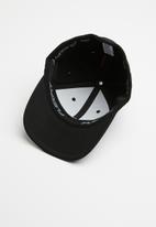 RVCA - Flex fit cap  - black