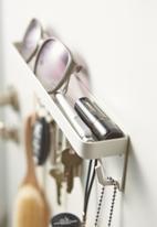 Yamazaki - Smart magnetic key hook - white