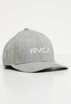 RVCA - Flex fit cap - grey