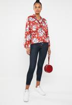 STYLE REPUBLIC - Kimono floral blouse - multi