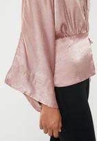 STYLE REPUBLIC - Kimono blouse - pink