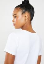 STYLE REPUBLIC - Woman T-shirt - white