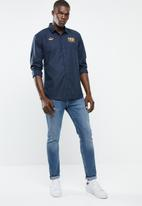 STYLE REPUBLIC - MVP Long sleeve shirt - navy