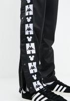 KAPPA - Disney mickey atoria trackpant - black