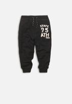 MINOTI - Boys jog pants - black