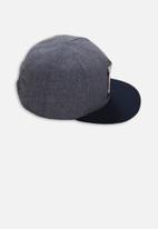 MINOTI - H' embroidery cap - blue