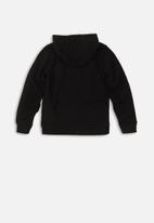 MINOTI - Boys hooded top - black