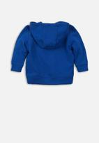 MINOTI - Baby boys hooded top - blue