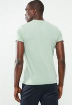 STYLE REPUBLIC - Soft pocket tee - green